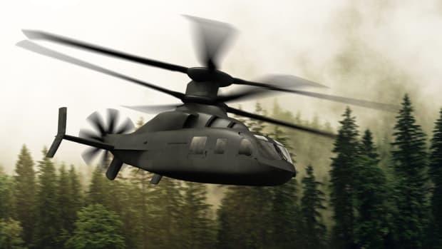 Defiant X U.S. Army's Future Long-Range Assault Aircraft (FLRAA)