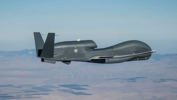 Global Hawk Drone Northrop Grumman