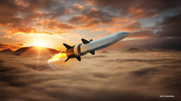 Hypersonic Air-breathing Weapon Concept (HAWC)