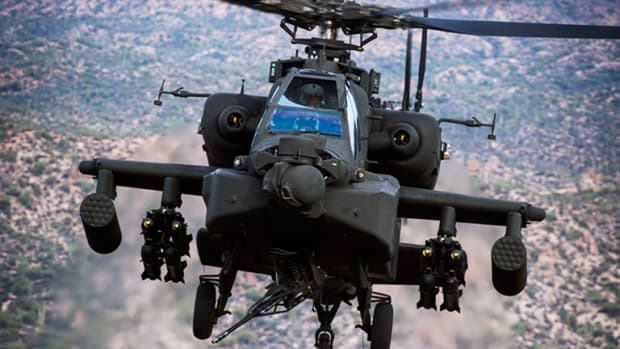 The AH-64 is One of the Best Attack Helicopters