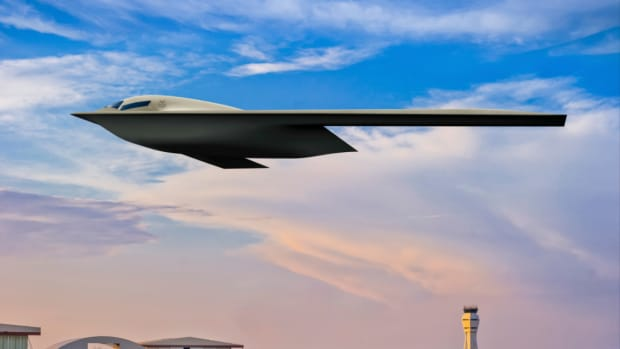 U.S. Air Force B-21 Stealth Bomber