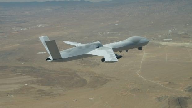 U.S. Air Force Skyborg General Atomics