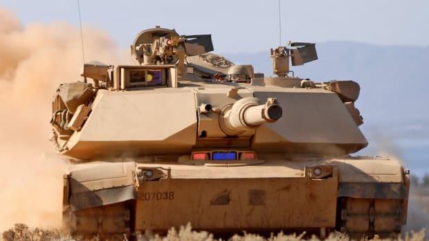 U.S. Army M1 Abrams