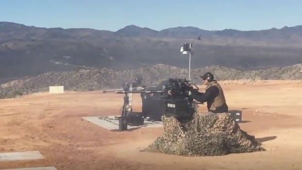 M230LF Lightweight 30mm Cannon Chain Gun