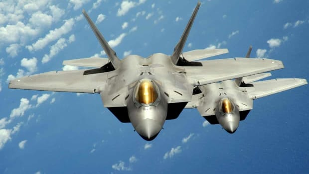 U.S. Air Force F-22 Jets