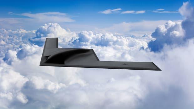 U.S. Air Force B-21