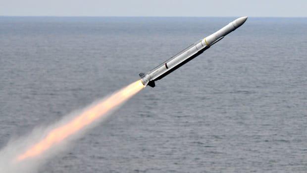 RIM-162 Evolved Sea Sparrow Missile