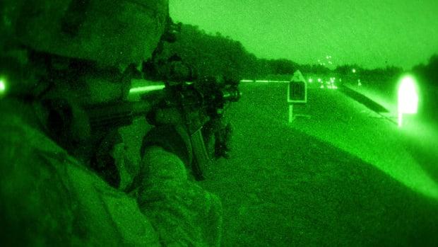 U.S. Army Night Vision