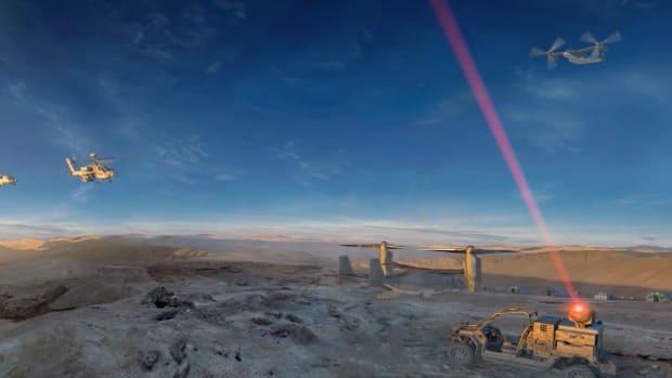 High Energy Lasers