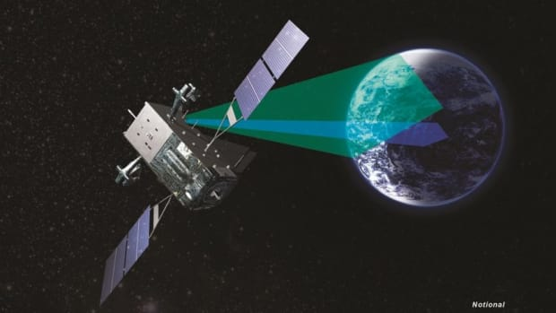 Spaced-Based Infrared System