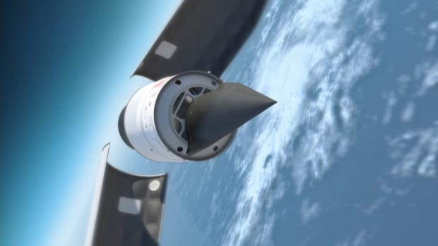 Hypersonic Test Vehicle