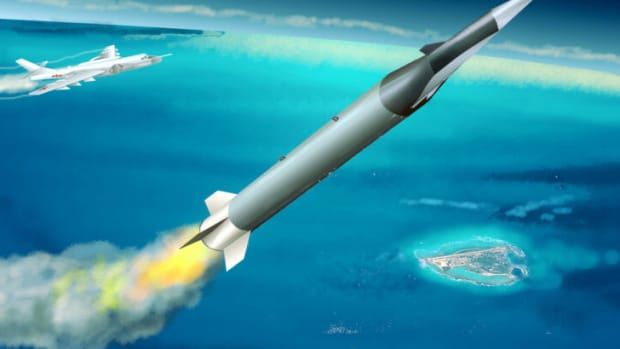 Hypersonic China CH-AS-X-13