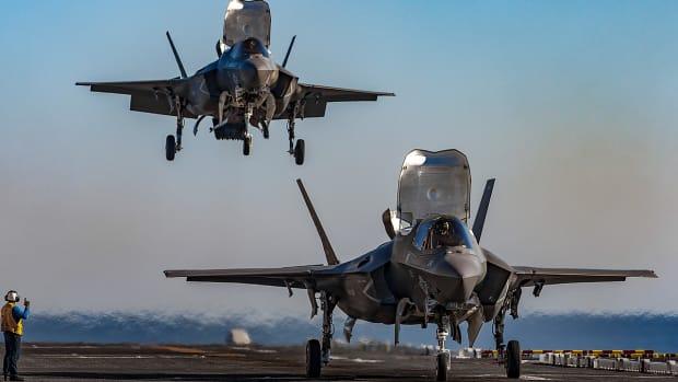 F-35 STOVAL