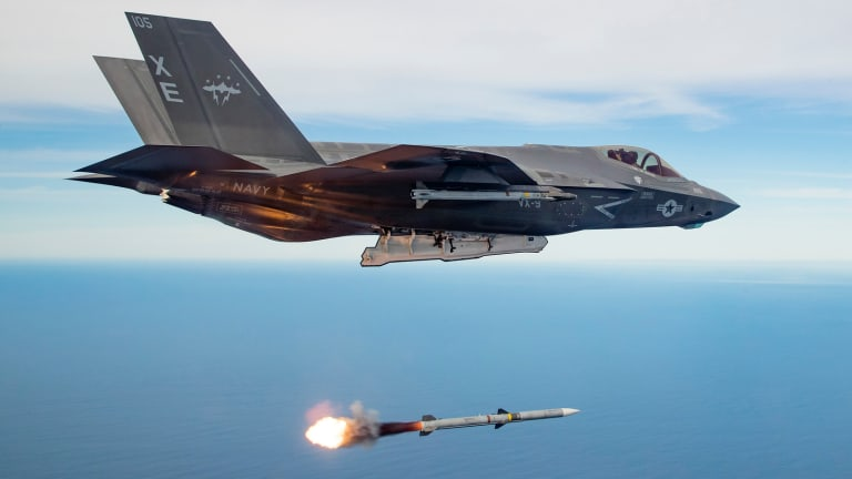 More Bomber Patrols & F-35s to Challenge China in Pacific