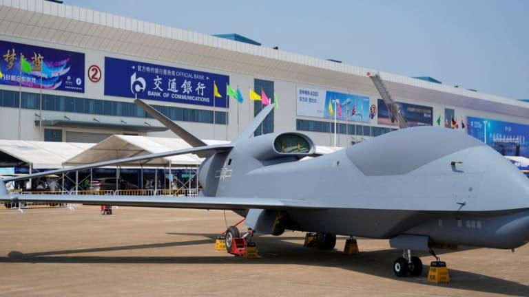 """Did China """"Rip-Off"""" a U.S. Air Force Reaper Design?"""