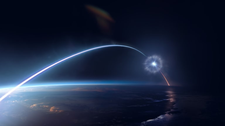 Next-Gen ICBM Interceptor Defense Program Aims to Destroy Space Threats in 2030