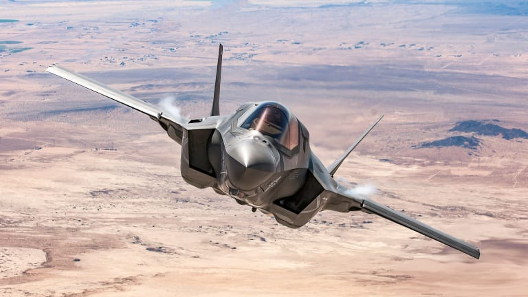 F-35 Will Get Data to Special Ops Forces at Machine Speed