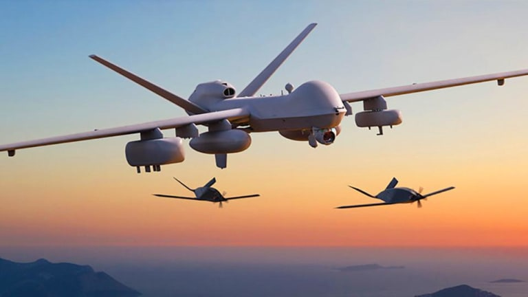 Air Force Explores Future Attack Drones After Reaper