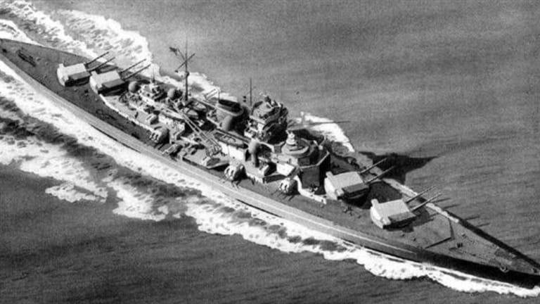 Nazi Germany's Threatening Naval Plan