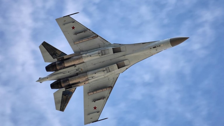 Why the Su-35 Fighter Won't Be Easy for Russia's Enemies to Beat