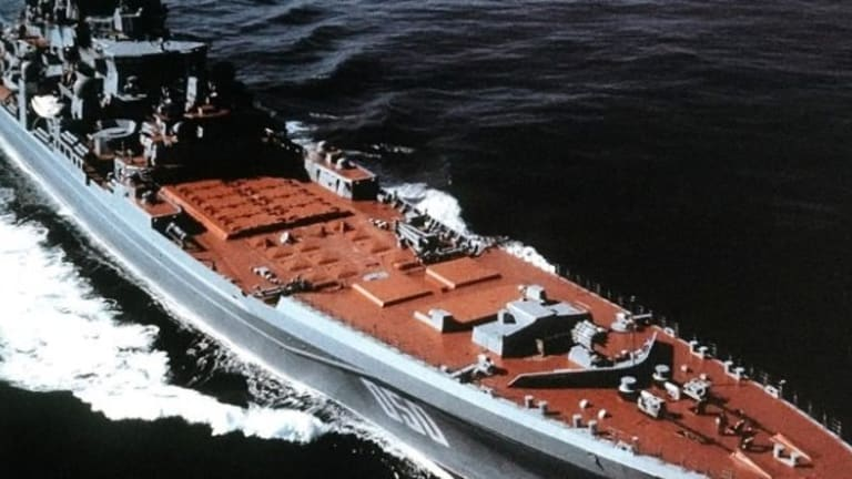How the Soviet Navy Would Fight World War III