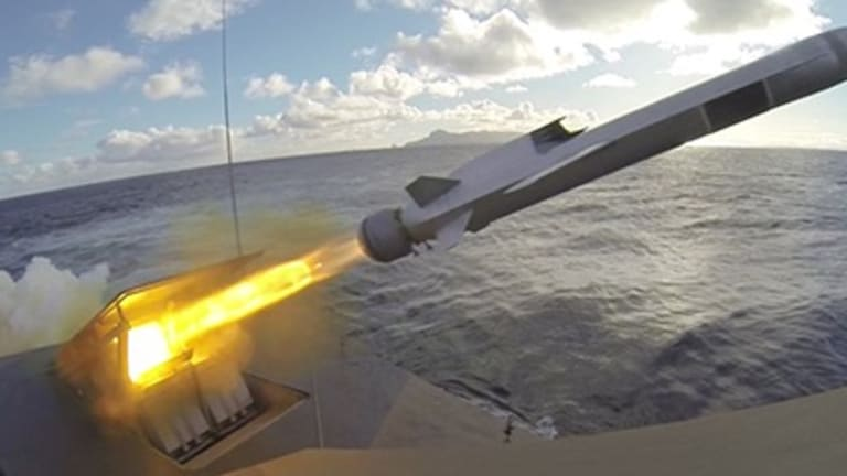 Army to Fire Ground Artillery, Rockets From Navy Ships