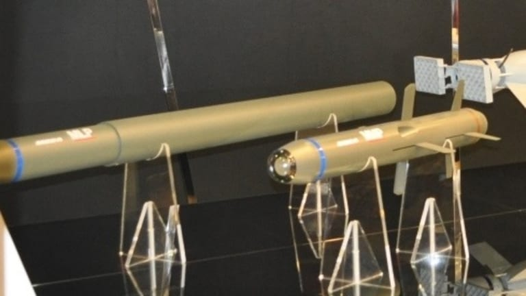 France Has Its Very Own 'Spike' Missile