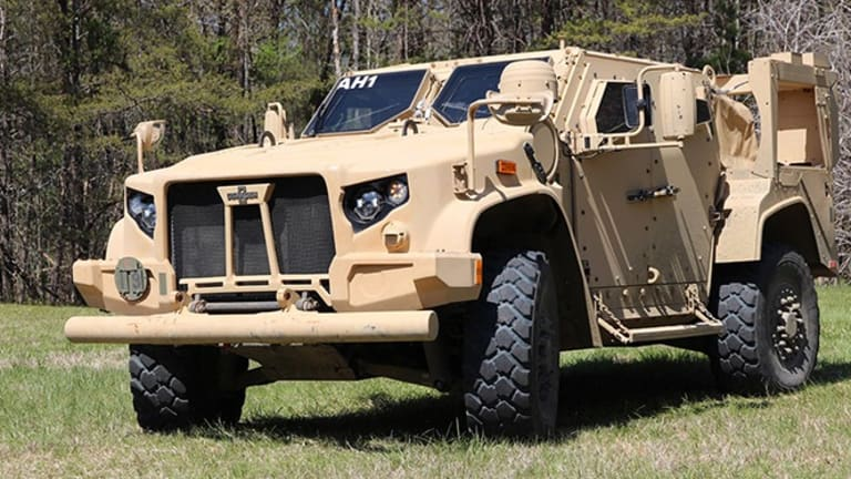 Marines Arm JLTV With Tank-Killing Weapons for Fast, Lethal Attack