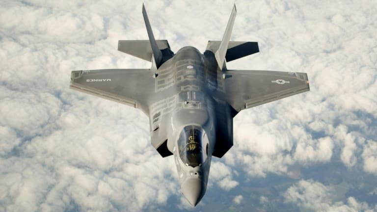 Lockheed Martin Has a Big Idea for the Air Force: Merge an F-22 and F-35