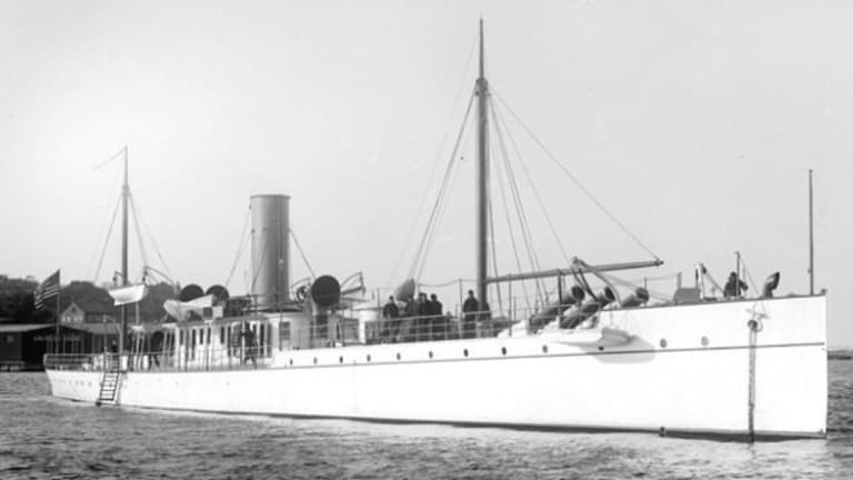 The Dynamite Cruiser Was Nearly as Dangerous to Her Crew as She Was to the Enemy