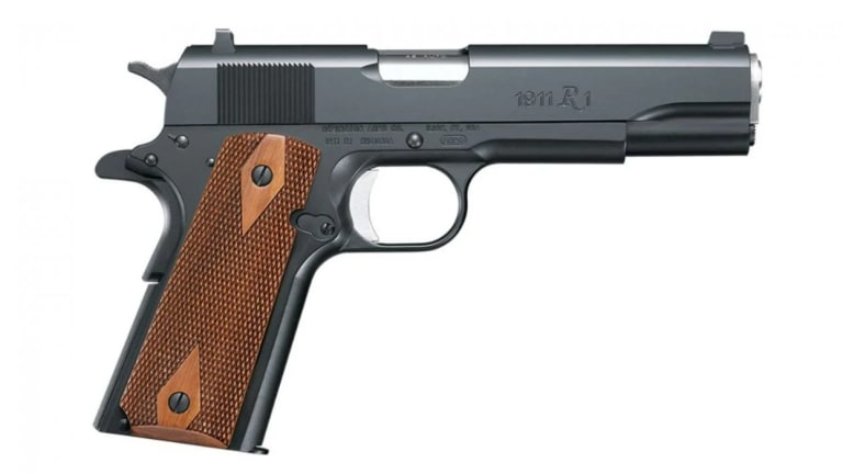 How Effective is the Remington 1911 R1? Analysis