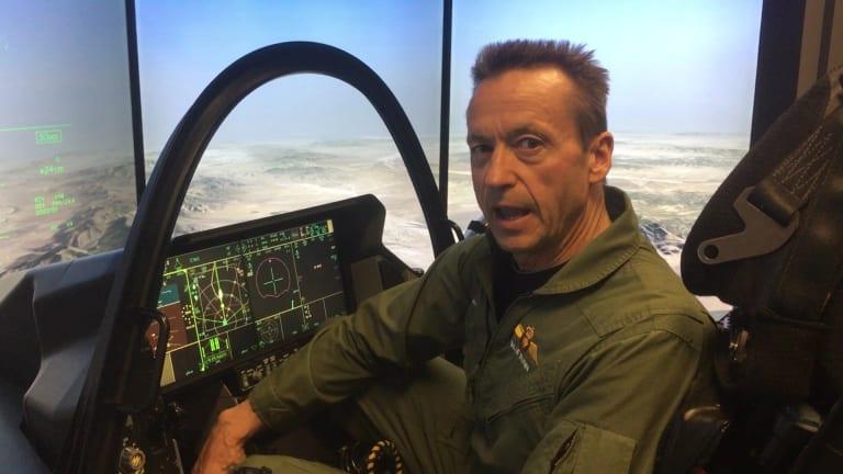 Warrior Maven Video Interview: War in the F-35 - A Pilot's View