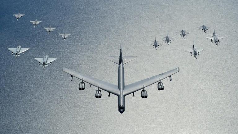 B-52H Stratofortress: The Backbone of Airstrike Capability