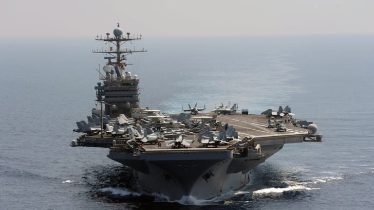 Why the Age of the Carrier is Not Over - How Will F-35C Help?