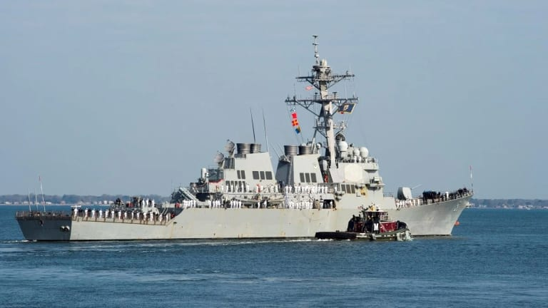 "Defense Secretary Esper: ""China Cannot Match"" the U.S. Navy"