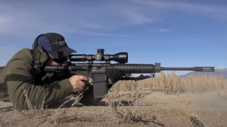 Smith & Wesson's M&P10 Rifle: The Versatile Answer to the AR-10 Platform