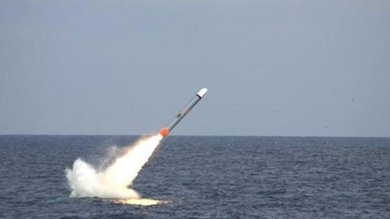 """Navy to Field New """"Moving Ship Attacking"""" Tomahawk -Mid 2020s"""