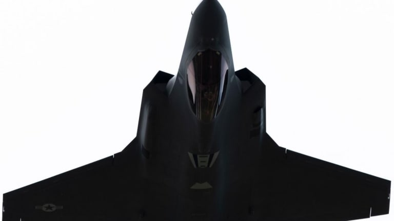The British Want a Stealth Fighter with Lasers and Hypersonic Missiles