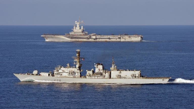 France Has Just One Aircraft Carrier: Is It Any Good?