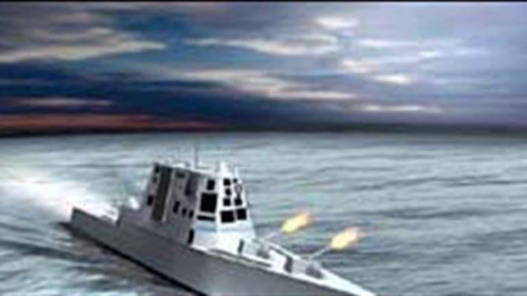 Navy Rail Gun Round May Fire from 5-inch Gun