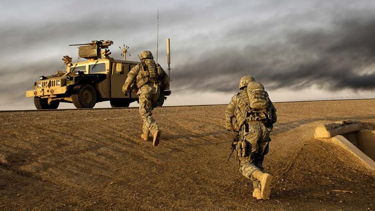 New AI-Enabled Sensors Track Attacking Enemy RPGs & Anti-Tank Missiles