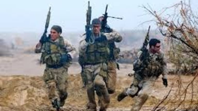 Army, Navy, Air Force - the Most Elite Special Operations Forces in the U.S.