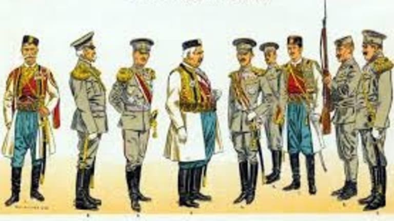Why Montenegro Was at War With Japan for 102 Years