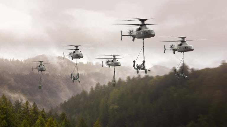 The Army's Future Utility Helicopter for 2030 Goes 300mph