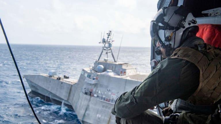 Why a U.S.-Iran War Would Be Fought At Sea
