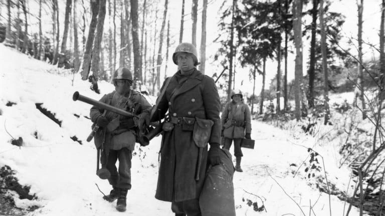 Living History: Battle of the Bulge