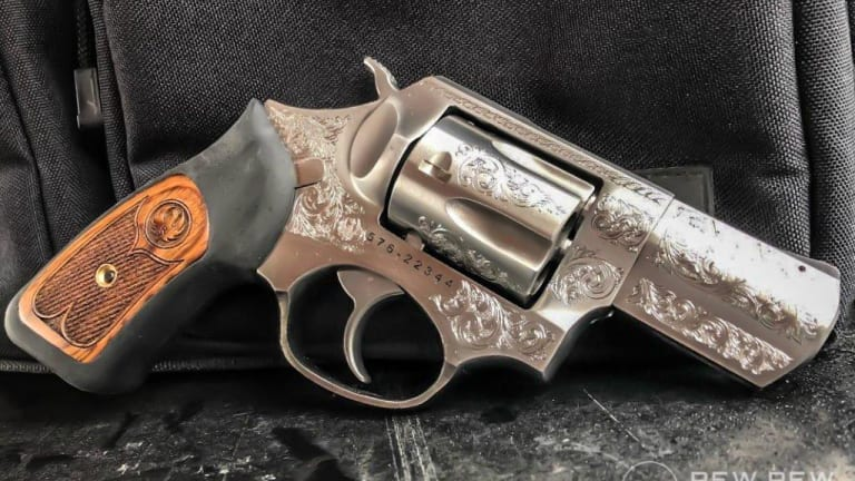 This Ruger Revolver Is the Perfect Gun for Both Hunting and Home Defense