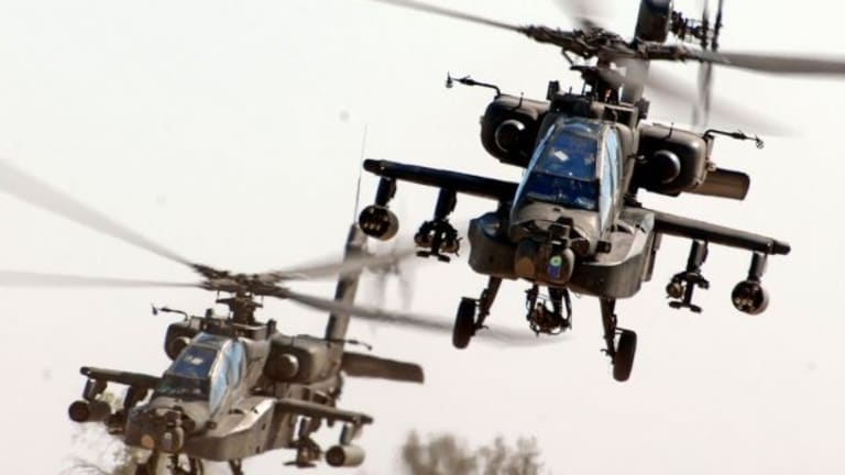Army Next-Gen Helicopter: 'We are not going to yield the air domain'