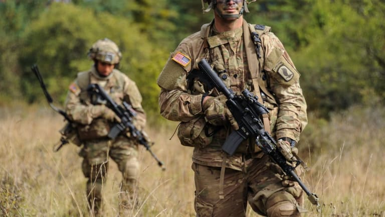 """Army Vice Details New """"Convergence"""" Attack Strategy"""