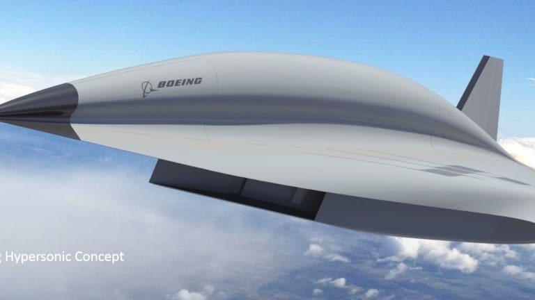 Boeing Unveils Hypersonic Jet Design to Replace the SR-71 Blackbird